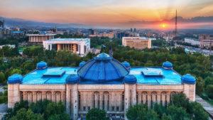 Алматы - город, способный удивлять