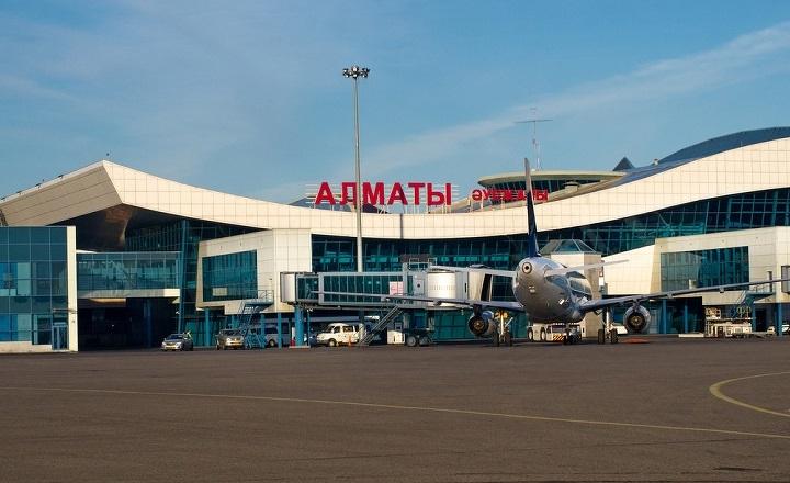 аэропортов Казахстана