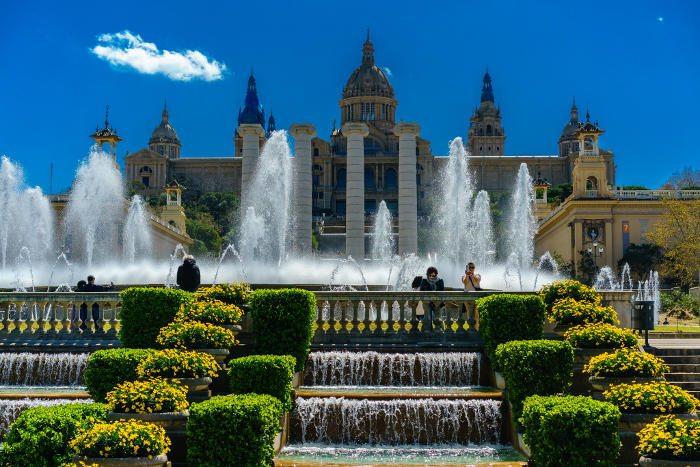 Путешествие из Нур-Султана в Барселону